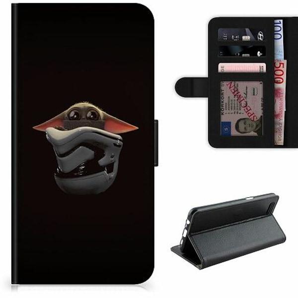 OnePlus 8 Pro Lyxigt Fodral Baby Yoda