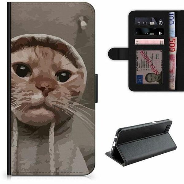 Samsung Galaxy A11 Lyxigt Fodral Cat Called