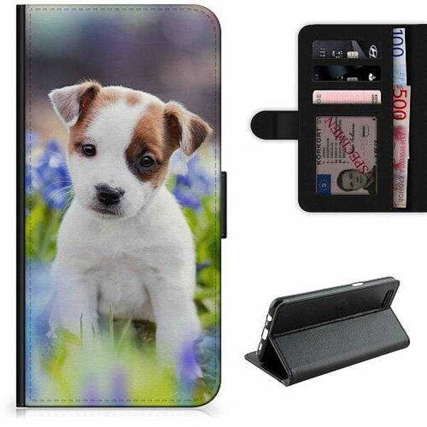 Samsung Galaxy A11 Lyxigt Fodral Hello Doggo