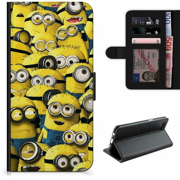 OnePlus 8 Pro Lyxigt Fodral Minions