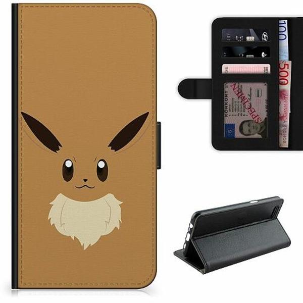 Samsung Galaxy A11 Lyxigt Fodral Pokémon - Eevee