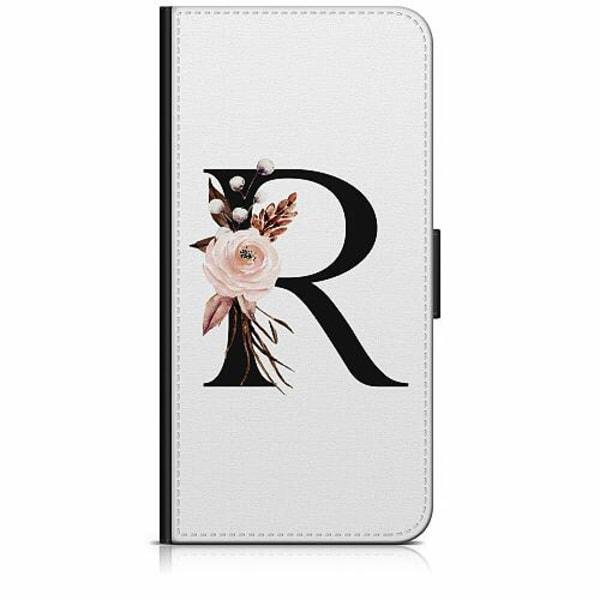 Apple iPhone 6 / 6S Plånboksfodral Bokstäver