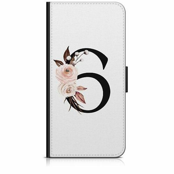 Samsung Galaxy Xcover 3 Plånboksfodral Bokstäver