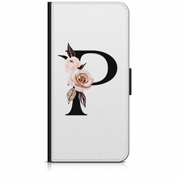 Apple iPhone 7 Plånboksfodral Bokstäver