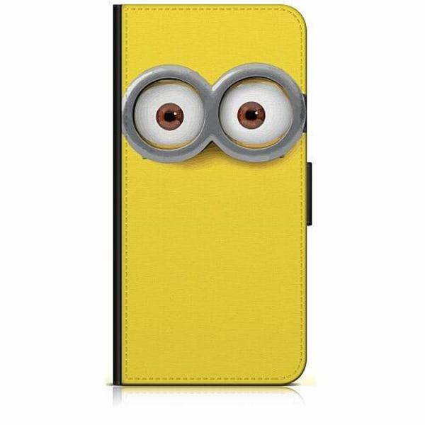 Apple iPhone 7 Plånboksfodral Minions