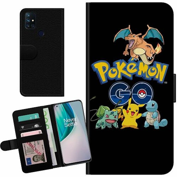 OnePlus Nord N10 Billigt Fodral Pokemon