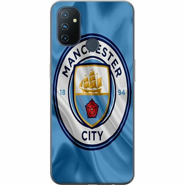 OnePlus Nord N100 Mjukt skal - Manchester City