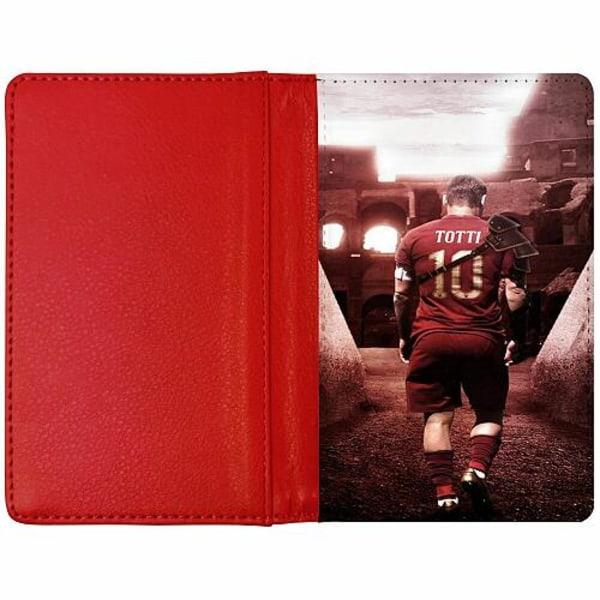 Passfodral Röd - Francesco Totti