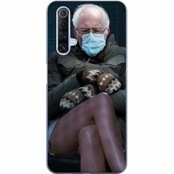 Realme X50 Mjukt skal - Bernie Sanders Meme