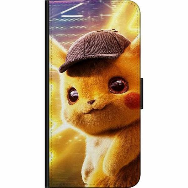 Huawei P40 Billigt Fodral Detective Pikachu - Pikachu