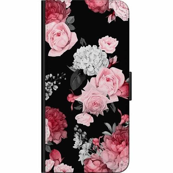 Huawei P20 Pro Billigt Fodral Floral Bloom