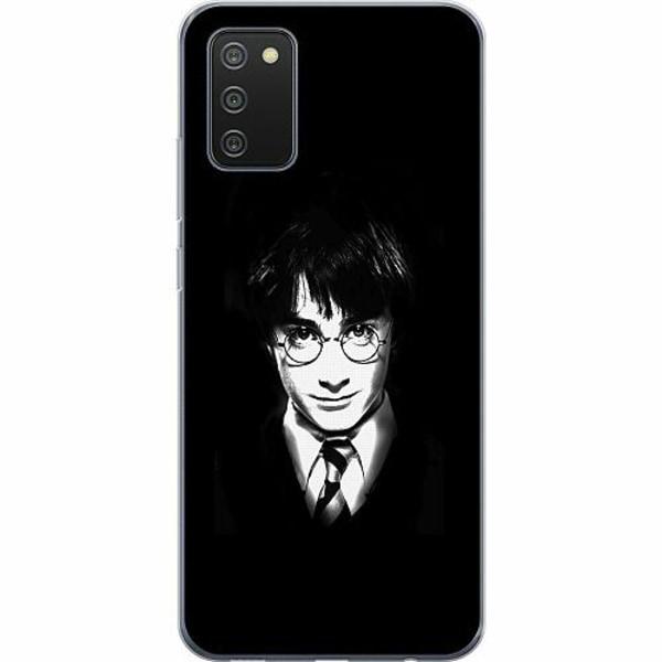 Samsung Galaxy A02s Mjukt skal - Harry Potter
