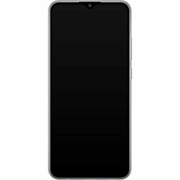Samsung Galaxy A02s Mjukt skal - Text