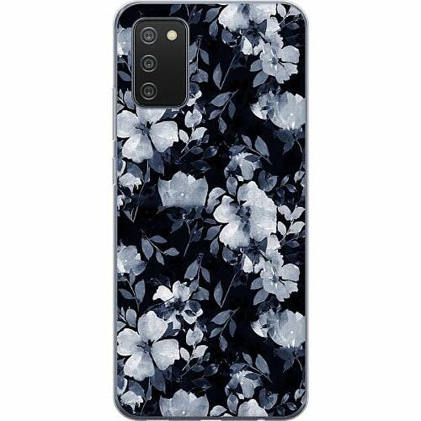 Samsung Galaxy A02s TPU Mobilskal Moonlight Meadow