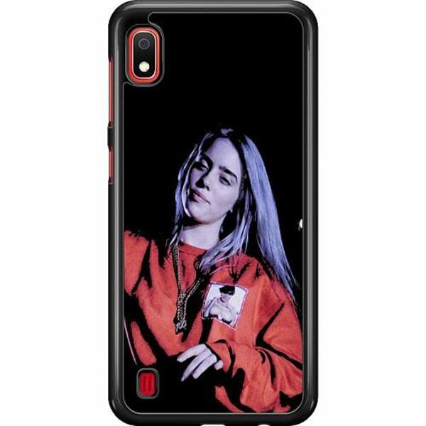 Samsung Galaxy A10 Hard Case (Svart) Billie Eilish 2021