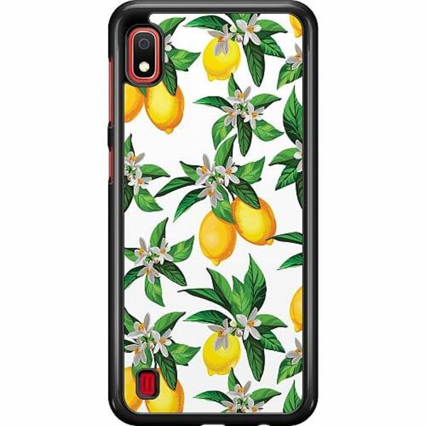 Samsung Galaxy A10 Hard Case (Svart) Lemonical