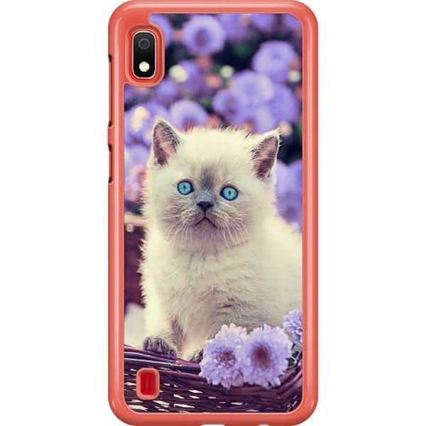 Samsung Galaxy A10 Hard Case (Transparent) Katt