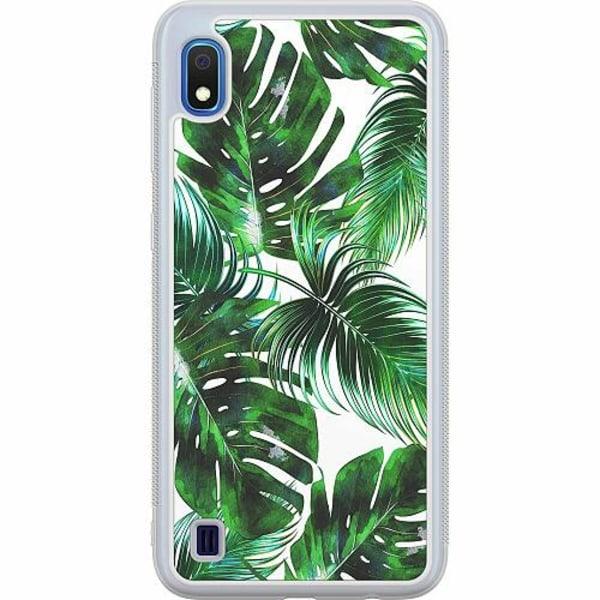 Samsung Galaxy A10 Soft Case (Frostad) Löv