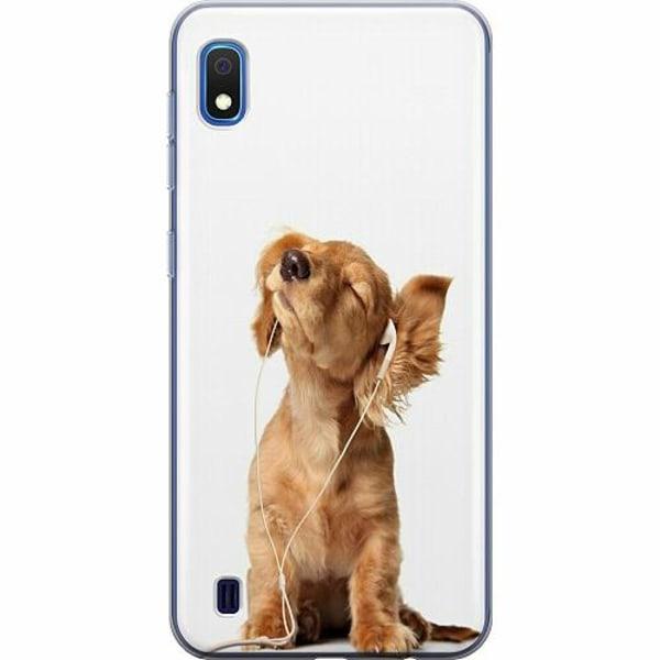 Samsung Galaxy A10 Thin Case Hund