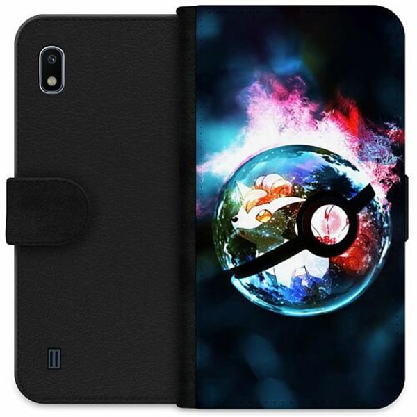 Samsung Galaxy A10 Wallet Case Pokemon
