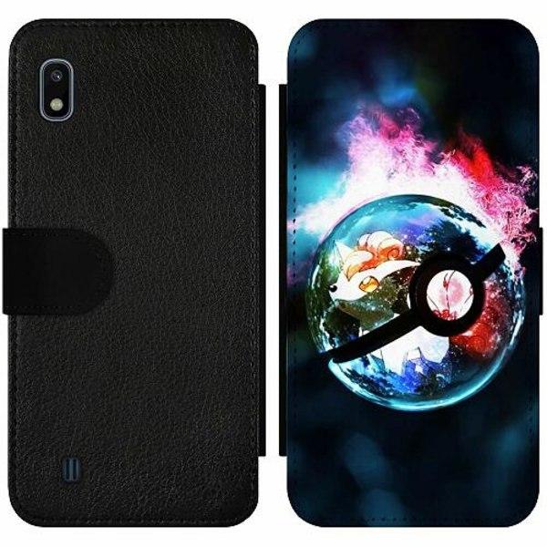 Samsung Galaxy A10 Wallet Slim Case Pokémon GO