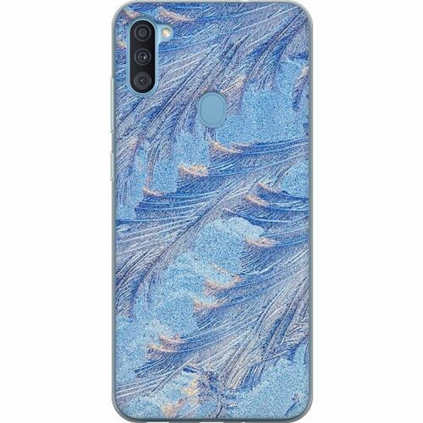 Samsung Galaxy A11 Thin Case Arenaceous Feathers