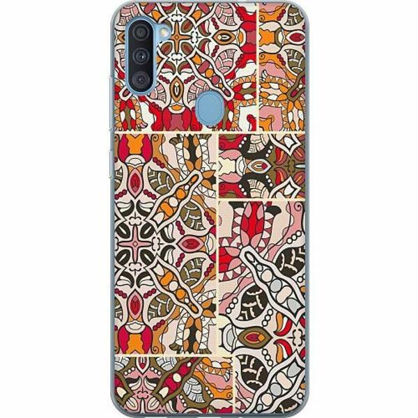 Samsung Galaxy A11 Thin Case Artistic Ausdruck