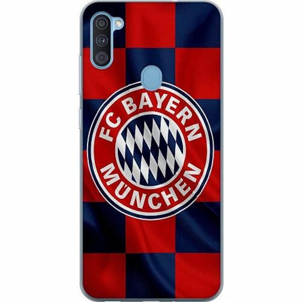 Samsung Galaxy A11 Thin Case FC Bayern München