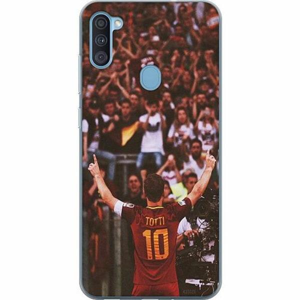 Samsung Galaxy A11 Thin Case Francesco Totti