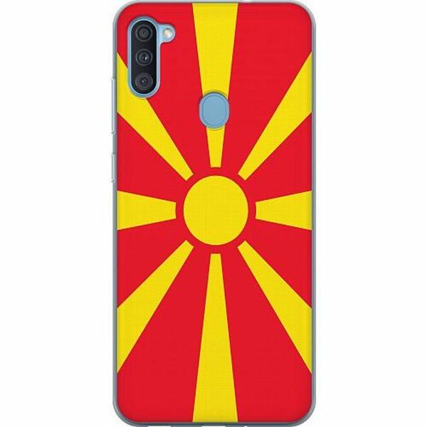 Samsung Galaxy A11 Thin Case Macedonia