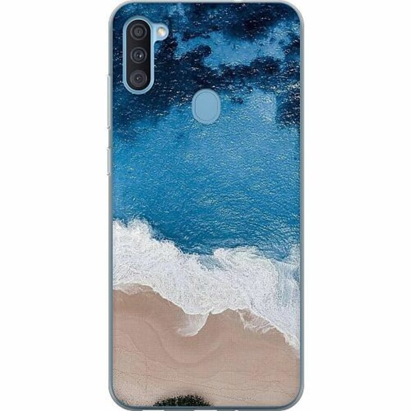 Samsung Galaxy A11 Thin Case Pattern