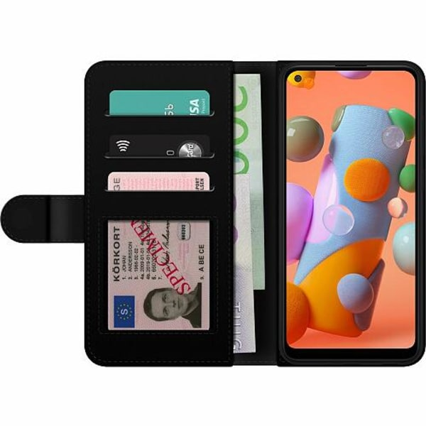 Samsung Galaxy A11 Wallet Case Adidas