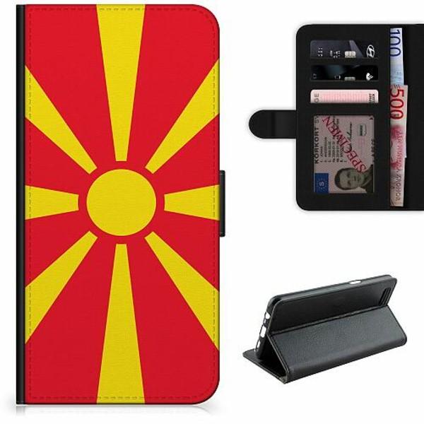 Samsung Galaxy A12 Lyxigt Fodral Macedonia