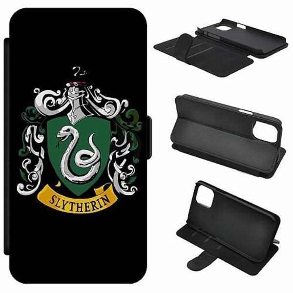 Samsung Galaxy A12 Mobilfodral Harry Potter - Slytherin