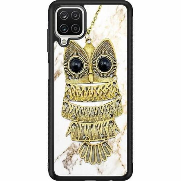 Samsung Galaxy A12 Soft Case (Svart) Uggla