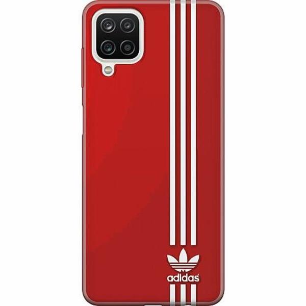 Samsung Galaxy A12 TPU Mobilskal Adidas
