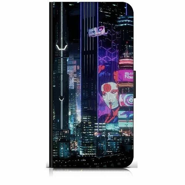 Samsung Galaxy S10e Plånboksfodral Cyberpunk 2077