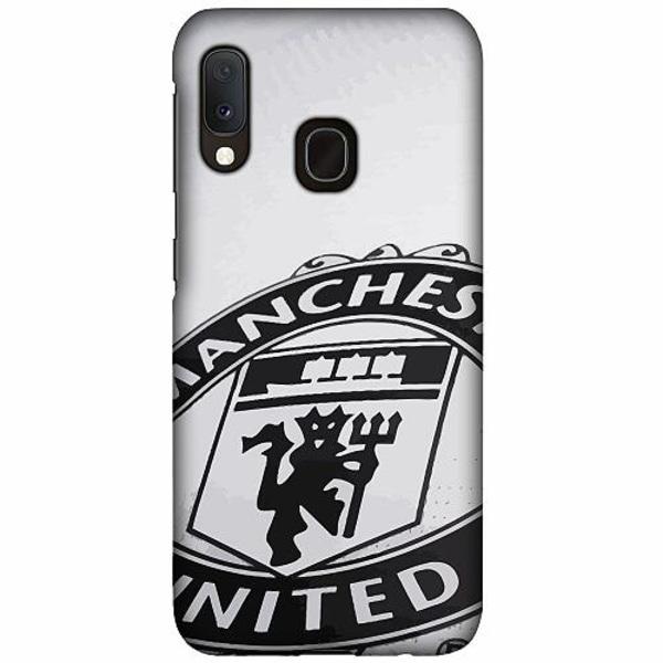 Samsung Galaxy A20e LUX Mobilskal (Matt) Manchester United FC