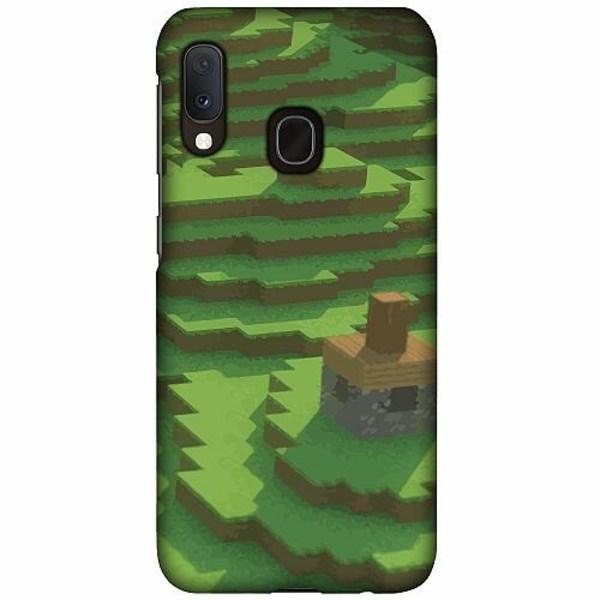 Samsung Galaxy A20e LUX Mobilskal (Matt) MineCraft