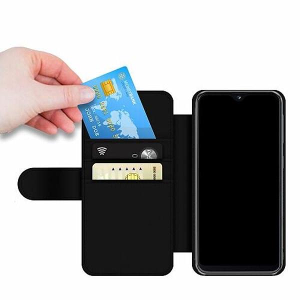 Samsung Galaxy A20e Slimmat Fodral Black