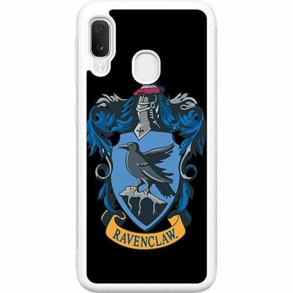 Samsung Galaxy A20e Soft Case (Vit) Harry Potter - Ravenclaw