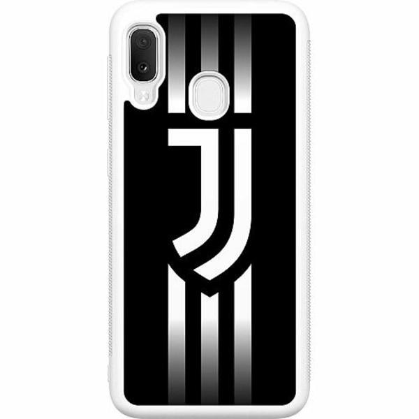 Samsung Galaxy A20e Soft Case (Vit) Juventus FC