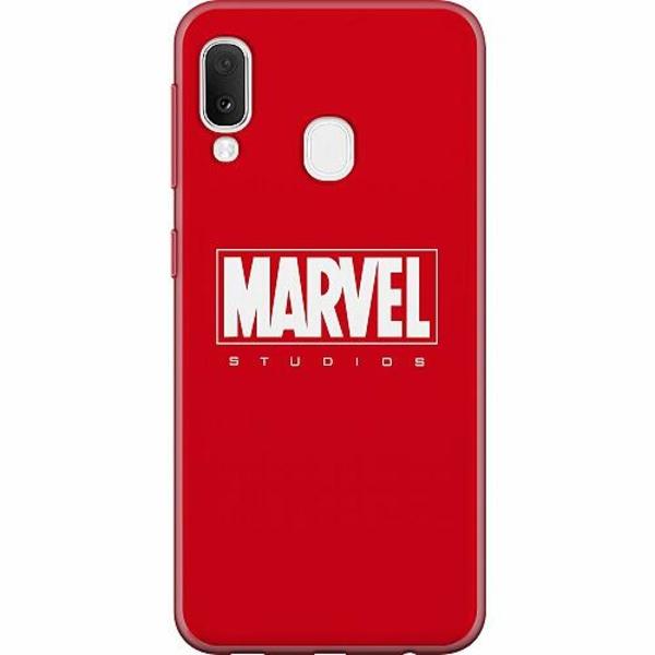 Samsung Galaxy A20e Thin Case Marvel Studios