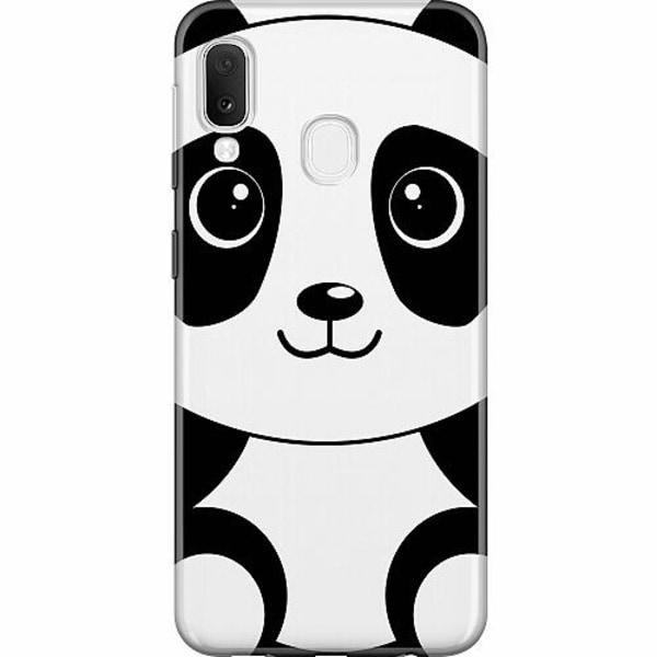 Samsung Galaxy A20e Thin Case Panda