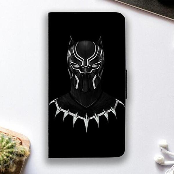Sony Xperia L3 Fodralskal Black Panther