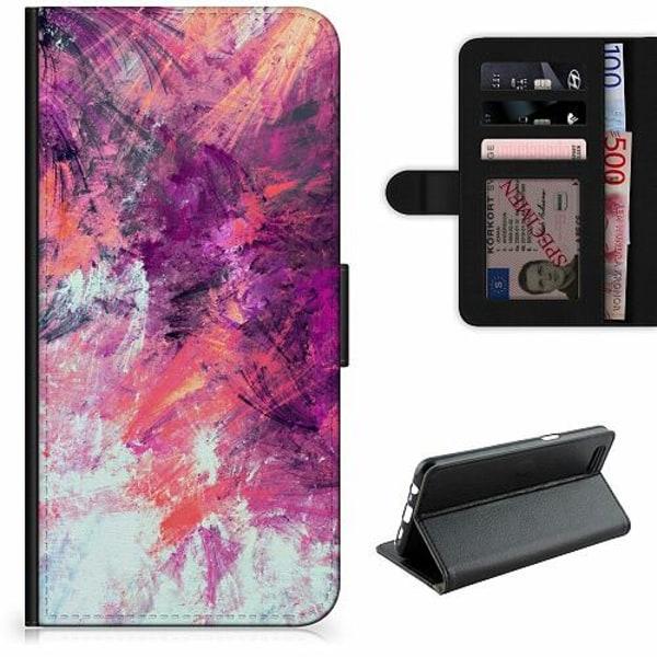 Xiaomi Mi 10 Lite Lyxigt Fodral Keep Painting