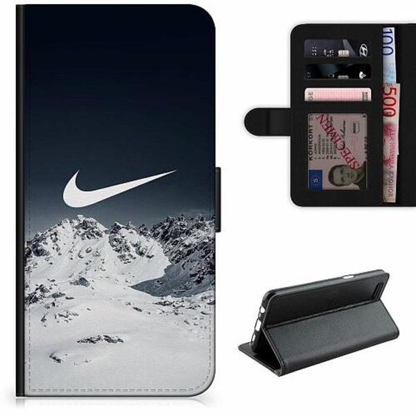 Apple iPhone 5 / 5s / SE Lyxigt Fodral Nike