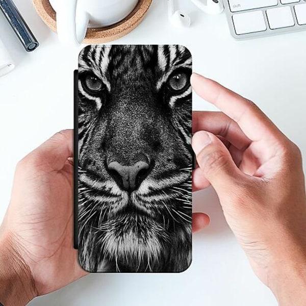 Huawei Y6 (2018) Slimmat Fodral Tiger