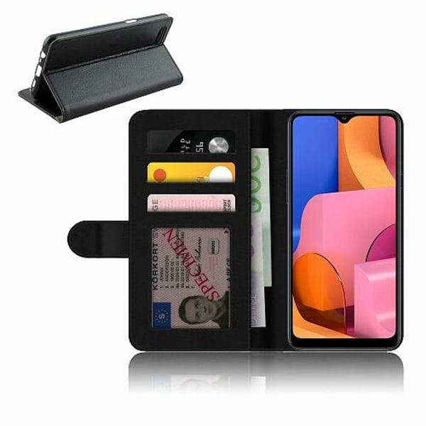 Samsung Galaxy A20s Plånboksfodral Uggla