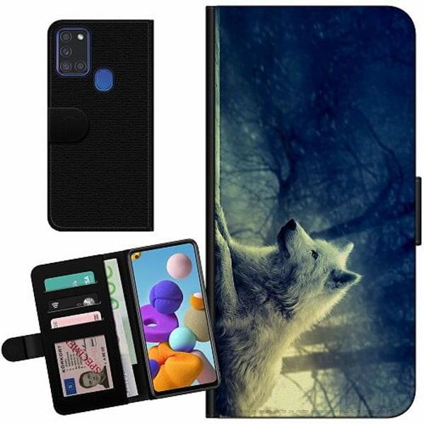 Samsung Galaxy A21s Billigt Fodral Varg